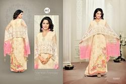 Collar Neck Heenari Salwar Suit