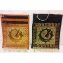 Banarasi Handmade Passport Bag