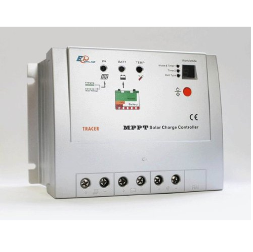 Mppt Solar Charge Controller Manufacturer From Noida