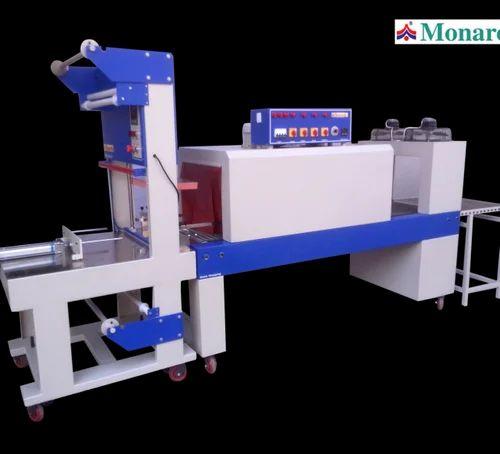Semi Automatic Sleeve Wrapping Machine