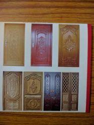 Solid Pine Wood Door
