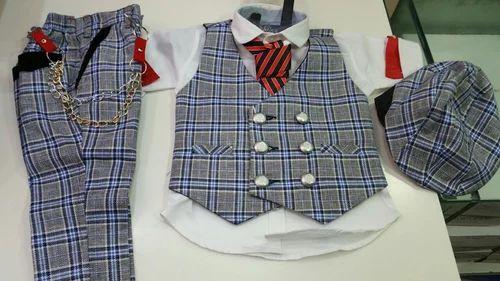 Ethnic Jacket Suit