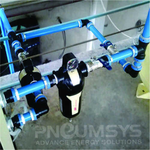 Plumbing Pipes And Fittings Compressed Air System