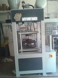 Multicavity Shell Moulding Machine