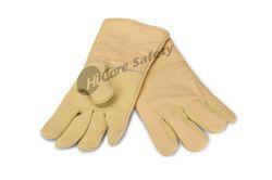 Yellow Kevlar Para Aramid Hand Gloves