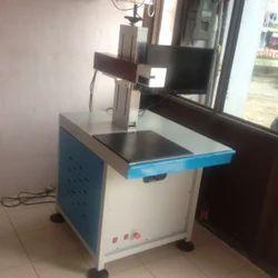 Metal Marking Fiber Laser Machine
