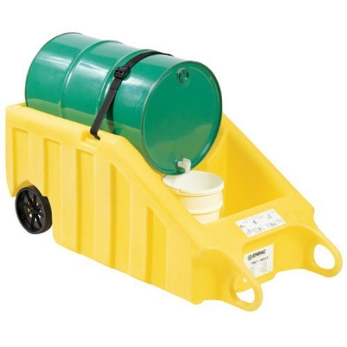 Chemical And Oil Spill Kits - Spill Pallet for 2 Drums ...