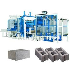CI 320 Automatic Concrete Hollow Block Plant
