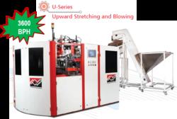 PET Stretch Blow Moulding Machine