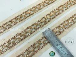 Embroidered Lace E2123