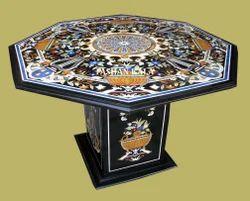 Pietra Dura Inlay Table