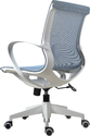 MY 301-2 White Conference Chair