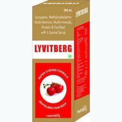 Lyvitberg Syrup
