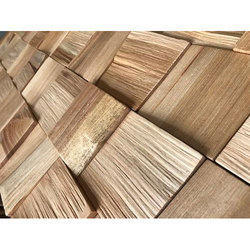 Engineering Wood Wall Cladding