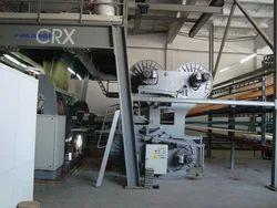Used Van De Weile MPS / CRT / CRM / CRX Machine