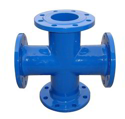 DI Flanged Fittings