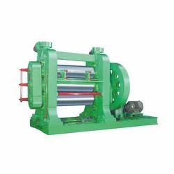 Three Roll Rubber Calendar Machine