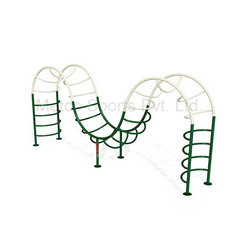 Metco Circular Ladder, Outdoor Gym Equipment