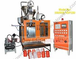 Double Triple Layer Plastic Blow Molding Machine