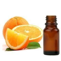 Folded Orange Oil