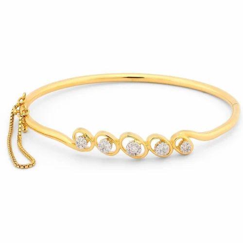 Tanishq Diamond Bangles Amp Tanishq Diamond Necklaces
