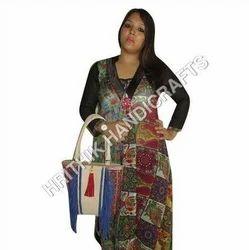 Vintage Banjara Leather Bag