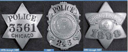 Police Uniform Stars