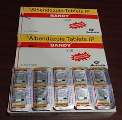 Bandy - Albendazole Tablets