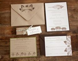 Vintage Wedding Cards Printing Services