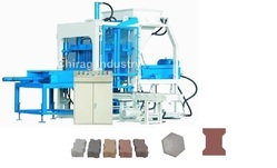 Paver Block Interlocking Plant
