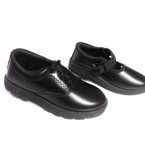 Black Kids School Shoes, Packaging Type