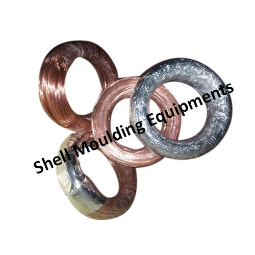 Copper Coated Wire - Copper Coated Steel Wire Manufacturer from Mumbai