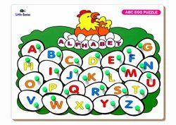 ABC Egg Puzzle