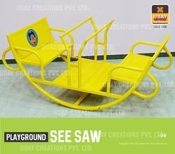 See Saw Boat Shape Four Seater