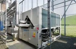 Energy- Efficient Chiller