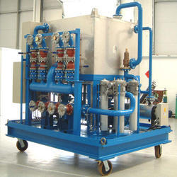Hot Oil Flushing Systems