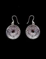Brass Daimond Ladies Earring