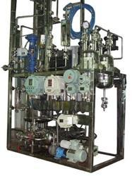 Fractional Distillation System