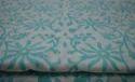 Hand  Block Printed 100 % Cotton Fabric Sanganeri