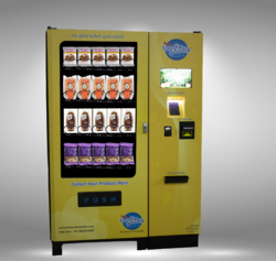 Smart Cookies Vending Machine