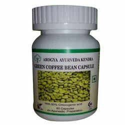 Green Coffee Bean Capsule