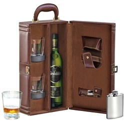 Brown - 02 Travel Bar Set
