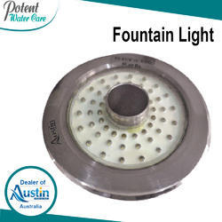 Underwater Fountain Light