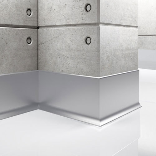 Aluminum Skirting Board - Manufacturer from Hyderabad on construction board, architect drawing board, lighting board, siding board, ramps board, beading board, washing board, drainage board, paint board, signage board, lattice board, plywood board, vinyl board, trim board, floor board, ceiling board, carpet board, foundation board, cornice board, window board,