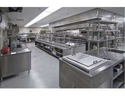 Amazing Catering College Central Kitchen