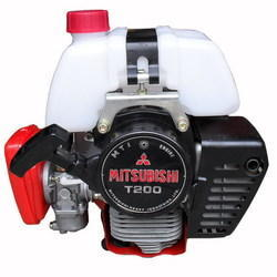 Mitsubishi T200 Original 2 Stroke Petrol Engine