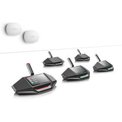 Bosch Dicentis Digital Wireless Conference System