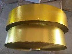 Gold Colour Aluminium Foil