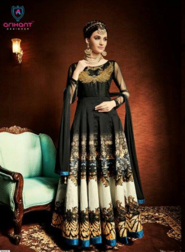 72b2c8c7b8cc Designer Anarkali Suits D No 13002   Designer Anarkali Suits ...