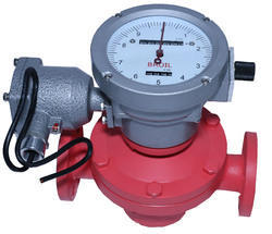 Oval Gear Diesel Flow Meter With Pulse/ 4 To 20 Ma Output